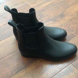 Women's Black Rain Boots for Sale in Fayetteville, GA