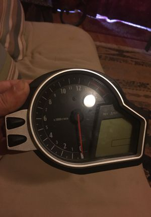 2008-12 CBR1000RR Motorcycle Speedometer for Sale in Fresno, CA