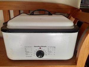 Hamilton Beach turkey cooker for Sale in Jupiter, FL