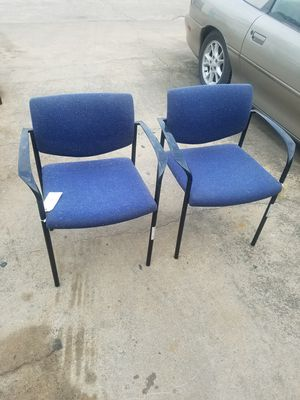 Guest chairs $30 (good condition) for Sale in Houston, TX