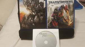 Transformers blu-ray/dvd lot for Sale in National City, CA