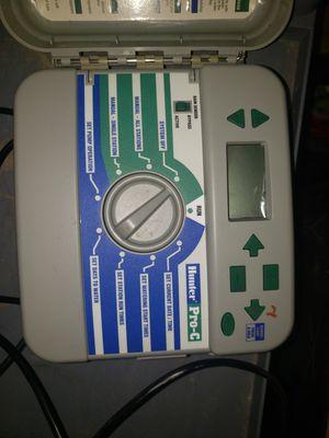 Hunter Pro-C Sprinkler control for Sale in La Habra, CA