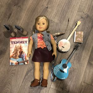 """American Girl Doll """"Tenney"""" for Sale in Jurupa Valley, CA"""