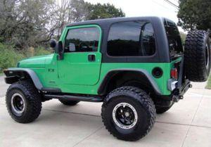 Price$12O0 Jeep Wrangler 2O04 for Sale in Northbrook, IL