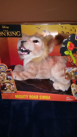 Lion King furreal friends for Sale in Victorville, CA