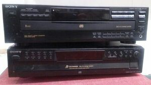 Sony 5 cd. Player . for Sale in Brooklyn, NY