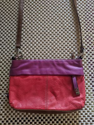 TIGANELLO PURSE BRIGHT COLORS & EXTERIOR ZIPPERED WALLET for Sale in Holiday, FL