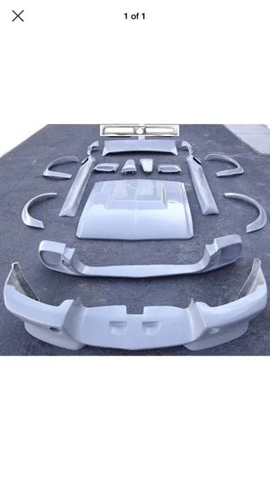 1964-70 Mustang aftermarket body parts Eleanor style Shelby hoods for Sale in Henderson, NV