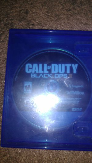 Call of duty Black ops 3 for PS4 for Sale in Youngtown, AZ