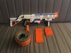 Elite nerf gun mint condition for Sale in Tigard, OR