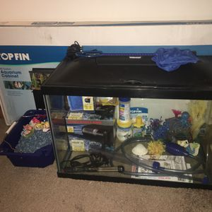 20 Gallon Aquarium for Sale in Arlington, VA