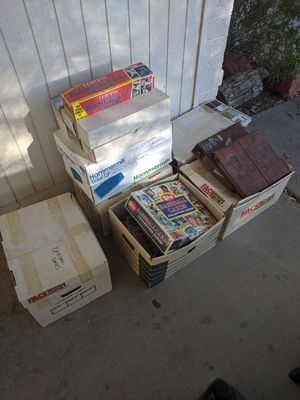 Tons of baseball cards and boxed sets for Sale in Phoenix, AZ