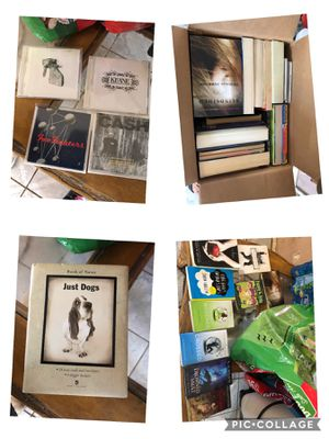 NOT FREE books , cds , note cards for Sale in Compton, CA