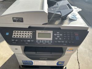 Printer, fax, copy and scan MFC-8680-DN for Sale in Vancouver, WA