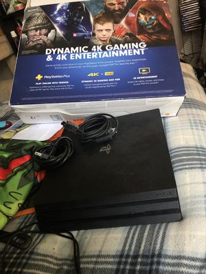 PS4 pro for Sale in Rockville, MD