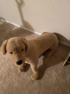 Plushy big dog for Sale in Vienna, VA
