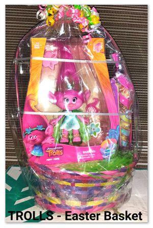 TROLLS - Easter Basket for Sale in Los Nietos, CA