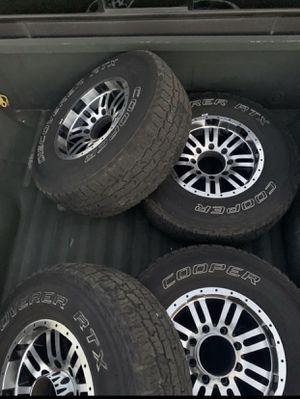 "16"" wheels f250 for Sale in Fort McDowell, AZ"