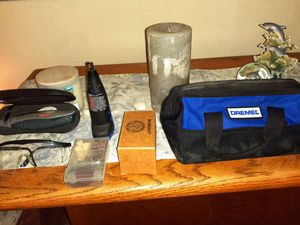 Dremel Multi pro 770 & Cold Heat Soldering Iron for Sale in El Monte, CA