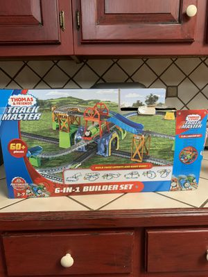 Thomas & Friends 6 in 1 builder track for Sale in Canton, GA