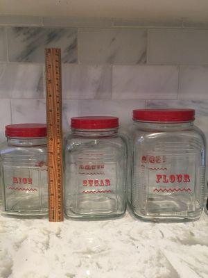 3-set Jars for Sale in San Diego, CA