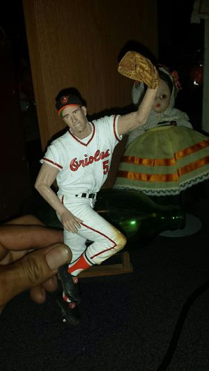 Cooperstown collection action figure Brooks Robinson for Sale in Houston, TX