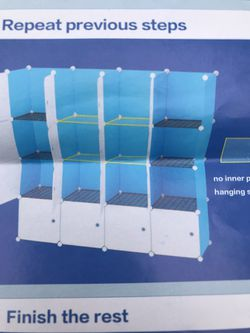Closet Or Shelving for Sale in Hanford,  CA