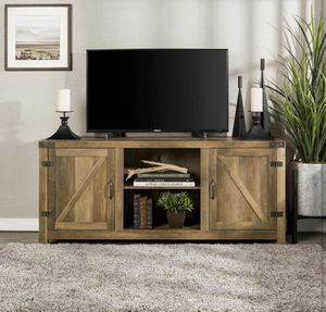 """Tv stand console up to 65"""" - NEW for Sale in Taylor, MI"""