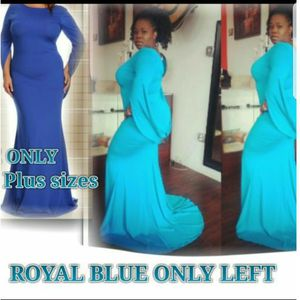 Plus size royal blue only for Sale in Cleveland, OH