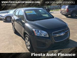 2016 Chevrolet Trax for Sale in Houston, TX