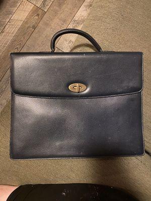 Vintage coach messenger briefcase for Sale in Obetz, OH