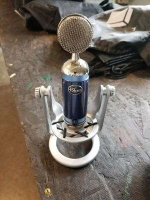 Blue Spark Recording Microphone for Sale in Vancouver, WA