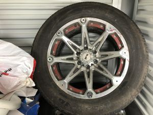 I have a set of 20 inch for Sale in St. Louis, MO