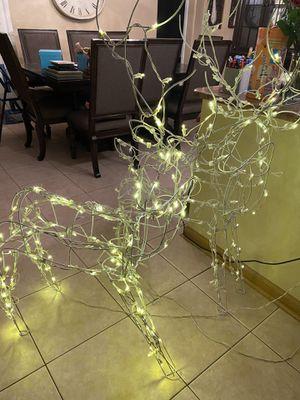 Christmas reindeers for Sale in St. Petersburg, FL