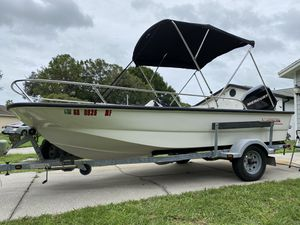 2007 Boston Whaler 150 Sport Boat- mint condition! for Sale in Lakeland, FL