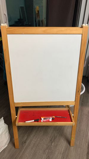2in1 Whiteboard and blackboard for Sale in Arden-Arcade, CA