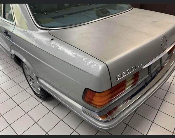 1991 Mercedes-Benz 560 Series