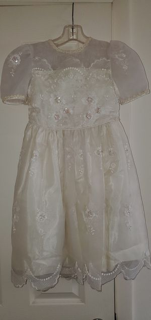 First Communion or Flower Girl Dress size 6 for Sale in Mundelein, IL