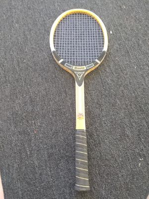 Davis tennis racket with cover for Sale in Salt Lake City, UT