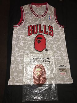 Bape Jersey for Sale in undefined