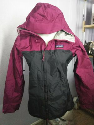 Patagonia women's Rain Jacket size XS/S for Sale in Highland, CA