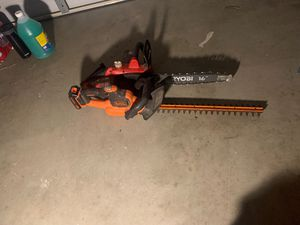 Chainsaw and trimmer for Sale in Vista, CA