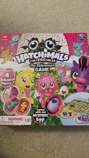 Hatchimals the Eggventure Game for Sale in Herndon, VA