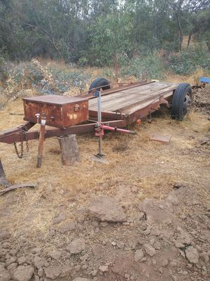 Utility trailer for Sale in Squaw Valley, CA