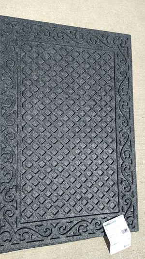 Black door Mat for Sale in Maywood, IL