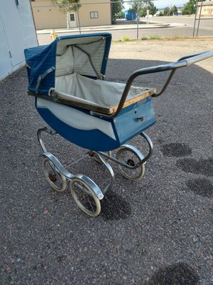 Vintage 1950-1960's baby stroller for Sale in Westminster, CO