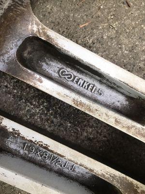 Enkei Infiniti m45 sport rims for Sale in Chico, CA