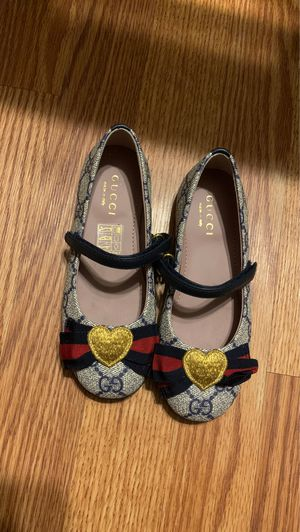 Gucci Girl Shoes for Sale in Loganville, GA