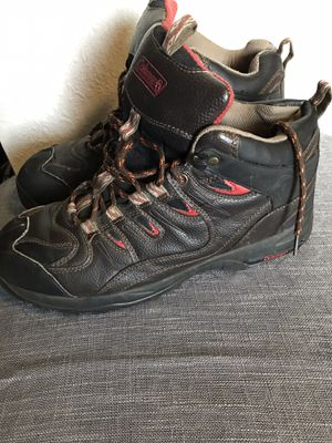 Coleman men's hiking boots. Size 13 for Sale in Tacoma, WA