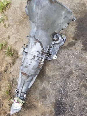 1997 dodge ram 2nd gen diesel cummins auto 2wd transmission cobra converter about 50k since last rebuilt wrecked truck other parts available for Sale in Los Angeles, CA